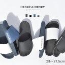 【最大500円OFFクーポン】HENRY&HENRY ヘンリー&ヘンリー サンダル 全5色180メンズ レディース
