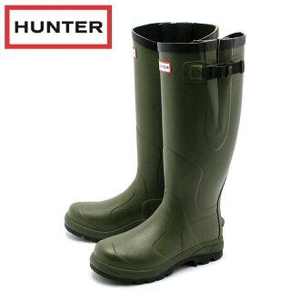 獵人長筒靴(HUNTER、雷恩長筒靴)barumorarukurashikkudakuoribu高筒靴(HUNTER BOOT W23600 BALMORAL CLASSIC)女子的(女性用)男子的(男性用)獵人長長筒靴促銷下雪