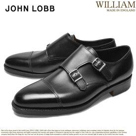 送料無料 JOHN LOBB ジョンロブ ドレスシューズ ブラック ウィリアム WILLIAM 228192L 1R メンズ ブランド フォーマル カジュアル ビジネス ベルト オフィス スーツ レザー 紳士靴 革 定番 革靴 黒