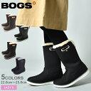 スノーブーツ レディース 防水 BOGS ボグス ブーツ ミッドブーツ ウォータープルーフ MID BOOTS WATERPROO 78408A ボ…