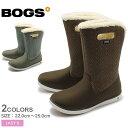 送料無料 BOGS ボグス ブーツ 全2色ミッドブーツ ウォータープルーフ MID BOOTS WATERPROOF78008 009 207 レディース …