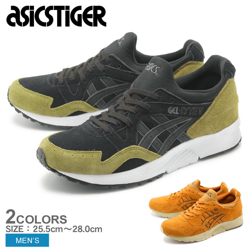 送料無料 アシックスタイガー ASICS TIGER ランニングシューズ ゲル ライト V ハニージンジャー 他全2色GEL-LYTE V HL7W1 3131 HL7B3 9090靴 スニーカー シューズ 黒 メンズ
