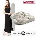 送料無料 マリブサンダルズ MALIBU SANDALS コンフォート サンダル キャニオン スライド ホワイト×ホワイト(MALIBU S…