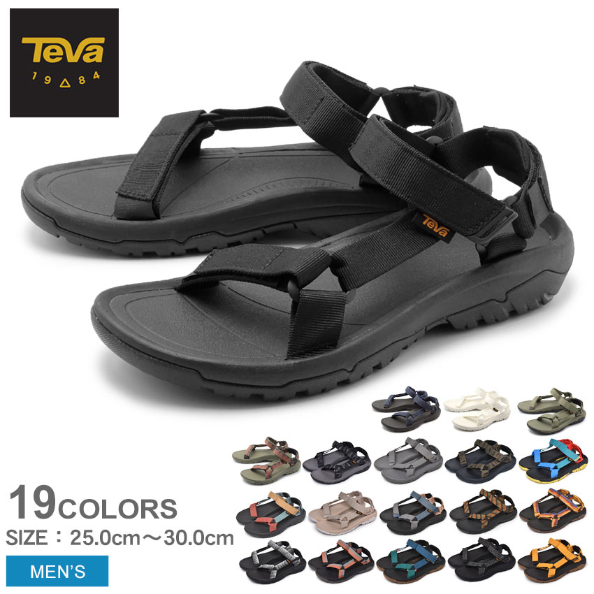 送料無料 TEVA テバ サンダル ハリケーン XLT 2 メンズ 1019234 HURRICANE XLT 2 全9色 男性用 スポーツサンダル