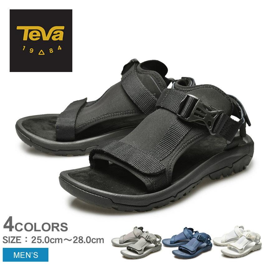 送料無料 TEVA テバ サンダル ハリケーン ボルト メンズ 1015224 HURRICANE VOLT 全4色 スポーツサンダル 男性用