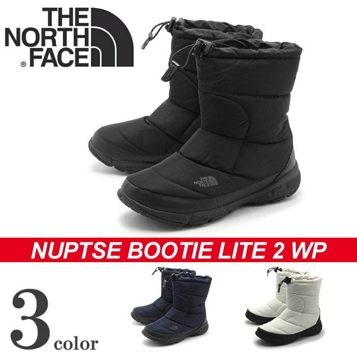 【冬物処分SALE 開催中】 ノースフェース THE NORTH FACE ブーツ レディース ヌプシ ブーティー