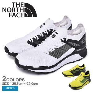 ザ ノース フェイス フライト ベクティブ THE NORTH FACE トレイルシューズ メンズ ホワイト 白 ブラック 黒 グリーン FLIGHT VECTIV NF02100 靴 スポーツ 運動 ランニング ジョギング トレーニング ワー