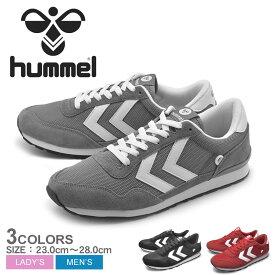 HUMMEL ヒュンメル スニーカー 全3色リフレックス ロー REFLEX LOW HM65307 2307 2001 3425 メンズ レディース