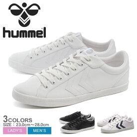 HUMMEL ヒュンメル スニーカー 全3色デュースコートスポーツ DEUCE COURT SPORTHM64531 2001 9257 9001 メンズ レディース