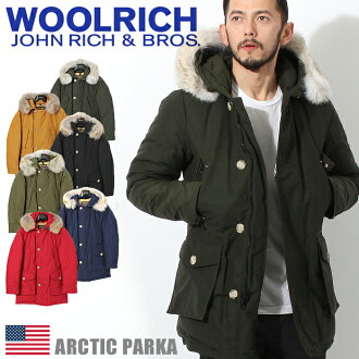 Mens Woolrich Arctic Parka