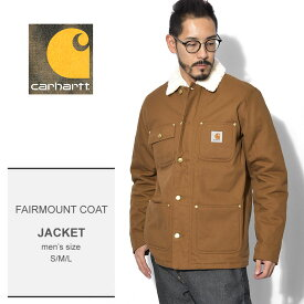 CARHARTT カーハート ジャケット ブラウンフェアマウント コート FAIRMOUNT COATI025444 27 メンズ