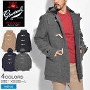 GLOVERALL グローバーオール コート ミッドモンティウールコート MID MONTY WOOL COAT 3577 52 メンズ ブランド コート アウター 長袖 上着 機能性 保温性 防水性
