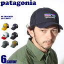 [ランク別エントリー最大10倍 5/30-9:59まで] PATAGONIA パタゴニア キャップ P6 トラッカー ハット P6 TRUCKER HAT 38...