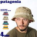 [ランク別エントリー最大10倍 5/30-9:59まで] PATAGONIA パタゴニア ハット ウェーブフェアラー バケツ ハット ネイビーブルー 他全4色 ...
