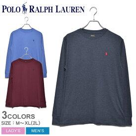 POLO RALPH LAUREN ポロ ラルフローレン スウェット ワンポイント スウェット 323703642 メンズ レディース ブランド リトルポニー トレーナー トップス ウェア クルーネック シンプル ロゴ 定番 刺繍 青 赤 無地 男女兼用 クラシック クラシカル