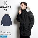 QUARTZ Co. クオーツ コー ダウンジャケット シャンプレーン CHAMPLAIN 36310 メンズ アウター シンプル カジュアル アウトドア レジャー キャンプ ブランド 高級 上着 保