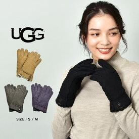 【メール便可】 UGG アグ 手袋 テニー グローブ W TENNEY GLOVE 17366 レディース 防寒 冬物 女性 プレゼント 贈り物 クリスマス シンプル カジュアル 保温|fzak-kmn|