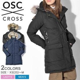 OSC CROSS オーエスシークロス ダウンジャケットケローナ KELOWNAW19CX レディース