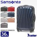 [最大2000円OFFクーポン配付中 5/25-1:59まで] 送料無料 SAMSONITE サムソナイト スーツケース コスモライト3.0 スピナー 55 C...