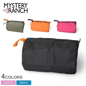 【メール便可】 ミステリーランチ MYSTERY RANCH ポーチ ゾイド バッグ ミディアム ZOID MEDIU メンズ レディース 小物入れ おしゃれ 機能的 大容量 旅行 大きめ ブランド