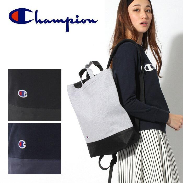 チャンピオン CHAMPION 2wayバッグ CHAMP SPLASH BOX TOTE 全3色(CHAMPION C3-JS787B 070 090 370 CHAMP SPLASH BOX TOTE)メンズ(男性用) 兼 レディース(女性用)