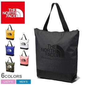 ザ ノースフェイス トートバッグ THE NORTH FACE BCトート メンズ レディース ブラック 黒 BC TOTE NM81959 ノースフェース ブランド スポーティ カジュアル タウンユース バック アウトドア デイリー エコバッグ かばん 鞄