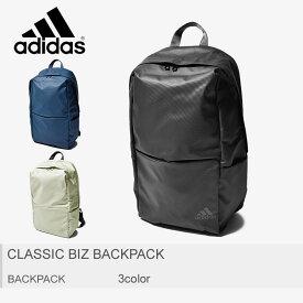 adidas アディダス バックパック クラシック BIZ バックパック CLASSIC BIZ BACKPACK FTG28 DV0051 DV0057 DV0058 メンズ レディース バックパック ブランド アウトドア スクール スポーツ カバン 軽量 学校 鞄 黒 白