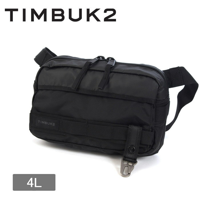 送料無料 ティンバックツー TIMBUK2 ショルダーバッグ レイダーホルスター 4L ブラック(TIMBUK2 660-3 2001 Radar Holster Key Pouch) ブランドバッグ スポーツバッグ バック