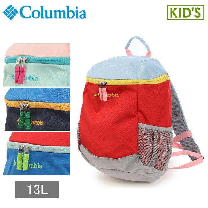 コロンビア COLUMBIA リュックサック ブラックマラードフォールズ13Lバックパック 13L 全4色(COLUMBIA PU8143 313 425 487 691 Black Mallard Falls 13L Backpack)キッズ(子供用) ブランドバッグ