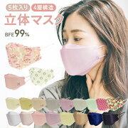 1day空間マスク立体タイプメンズレディースファッション不織布柄マスク
