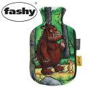 ファシー FASHY 湯たんぽ W/GRUFFALO PRINT 0.8L (FASHY 6673 )キッズ(子供用) 湯たんぽ 水枕 ドイツ製 プレゼント ギ…