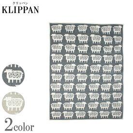 クリッパン KLIPPAN シュニール ブランケット ブラックシープ 全2色(KLIPPAN CHENILLE BLANKET BLACK SHEEP) 毛布 ひざ掛け 北欧 雑貨 スウェーデン メンズ(男性用) 兼レディース(女性用)