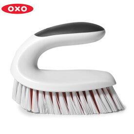 OXO オクソー ハンディ スクラブ ブラシ33881 SCRUB BRUSHハンド ブラシ キッチン 掃除 用品 【ラッピング対象外】