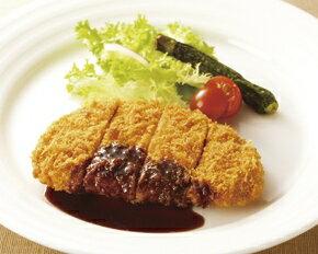 ごちそう九州産 ロース豚カツ 120g【ヤヨイサンフーズ】とんかつ カツ 揚げ物 フライ 冷凍食品 業務用