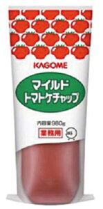 マイルドトマトケチャップ 980g カゴメ調味料 ソース 業務用 [常温商品]