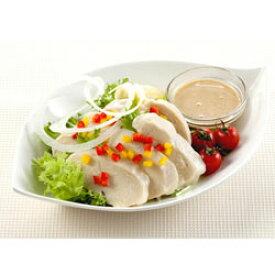 サラダチキン ( スライス ) 1kg ( 6枚入 ) 日本ハムヘルシー ダイエット 鶏肉 サラダ用 カット済 調理 料理 そのまま使える まとめ買い 大容量 家庭用 業務用 [店舗にもお勧め] [食卓にもお勧め] [冷凍食品]