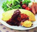 ふんわり卵のオムライス 1食 × 5袋セット (5食分) ニッスイオムレツ 夕飯 簡単 卵 弁当 一人分 ふわふわ ふわとろ …