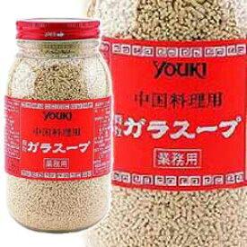 がらスープ 500g ユウキ中華料理 ベースソース 鍋 業務用 [常温商品]