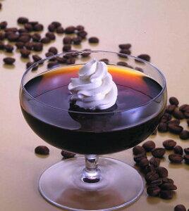 ゼリーの素 コーヒー 600g 粉末 大島食品おやつ スイーツ デザート フルーツ味 果物味 珈琲味 製菓材料 業務用 [常温商品]