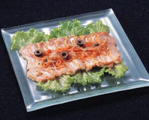 スモークチキンのマリネ(バジル風味)260g テーブルマークバーベキューに 業務用 [冷凍食品]