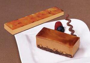 フリーカットケーキ キャラメル ( 約 35.9 × 7 × 2.8cm ) 味の素スイーツ おやつ デザート 洋菓子 家庭用 業務用 [店舗にもお勧め] [食卓にもお勧め] [冷凍食品] ホワイトデー お返し
