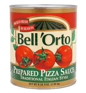 ピザソースベルオルト 1号缶 ハインツ日本缶詰 イタリアン ピッツァ おかず 業務用 [常温商品]