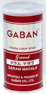 ガラムマサラ80g GABAN ギャバン調味料 スパイス 各種料理素材 業務用 [常温商品]