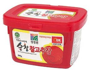 韓国産スンチャン・コチュジャン 500g ヤンバン韓国料理 業務用 [常温商品]