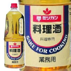 料理酒 1.8L Mizkanミツカン 調味料 煮物 焼き物 業務用 [常温商品]