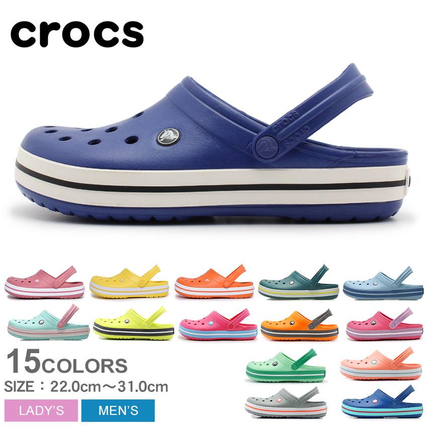 【MAX400円OFFクーポン】クロックス クロックバンド (crocs crocband) クロッグ サンダル つっかけ アウトドア シューズ 靴 メンズ レディース ユニセックス 誕生日プレゼント 結婚祝い ギフト おしゃれ 夏