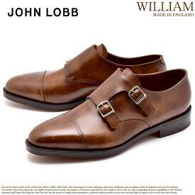 JOHN LOBB ジョンロブ ドレスシューズ ブラウン ウィリアム WILLIAM228192L 5P メンズ フォーマル カジュアル 父の日