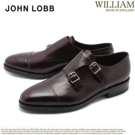 JOHN LOBB ジョンロブ ドレスシューズ ブラウン ウィリアム WILLIAM 228192L 5U メンズ ブランド フォーマル カジュアル ビジネス ベルト オフィス スーツ レザー 紳士靴 革 定番 革靴 誕生日 プレゼント ギフト 父の日