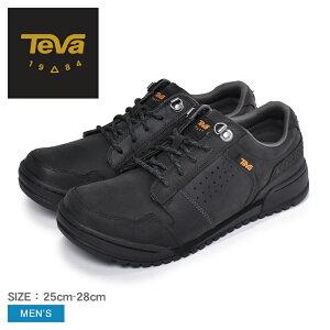 TEVA テバ スニーカー HIGHSIDE 84 LUXE メンズ 靴 シューズ カジュアルシューズ トレッキングブーツ マウンテンブーツ カジュアル アウトドア レジャー ブラック 黒 タウンユース キャンプ 誕生日