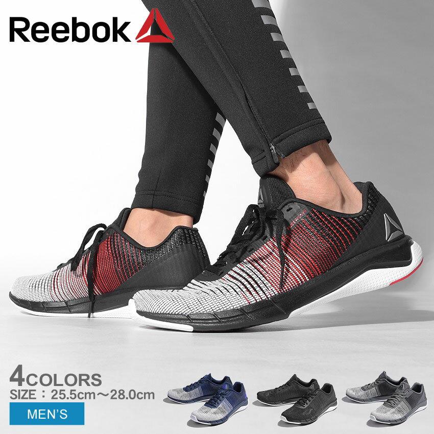 【最大450円OFFクーポン配布中】リーボック ファスト フレックスウィーブ (reebok fast flexweave EGD63) 軽量 ニット スニーカー 靴 退職祝い